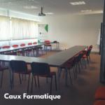 CAUX FORMATIQUE et son espace «formations»