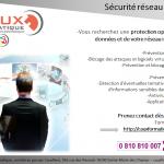 Caux Formatique propose une solution de sécurité avancée !