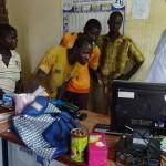 Cœur de Caux et Caux Formatique équipent des écoles au Burkina Fasso